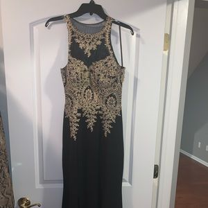 Mermaid dress/ prom